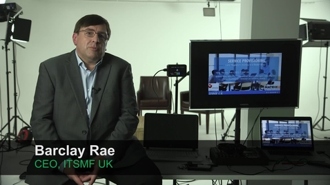 Thumbnail for entry itSMF Case Study