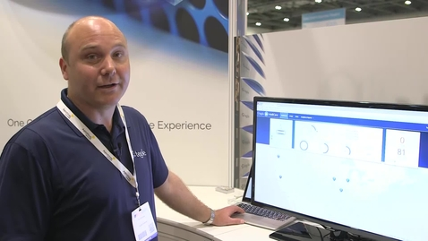 Thumbnail for entry IP Expo Exhibitor 'promo' video (tegile)