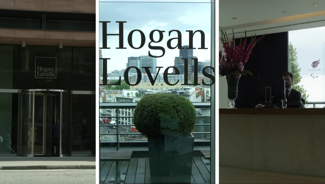 Recruitment Film  - Interview with David Hudd - Hogan Lovells