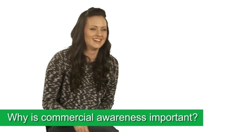 Thumbnail for entry Young Entrepreneurs - Commercial Awareness (City & Guilds)