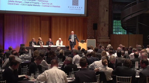 Thumbnail for entry Conference Panel Discussion Video (Nabarro Real Estate)