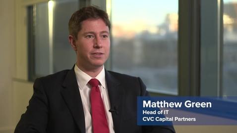 Thumbnail for entry Case Study film with CVC Capital Partners  (Okta)