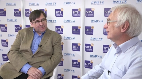 Thumbnail for entry Interview with Ivor McFarlane (ITSMF)
