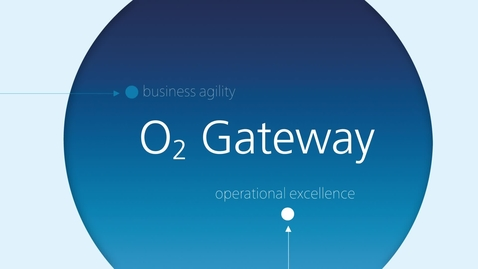 Thumbnail for entry Animation for O₂ Gateway (O₂)