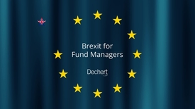 Thumbnail for entry Brexit for Fund Managers Seminar Series - Focus on Germany (Dechert)