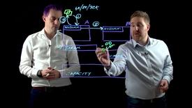 Thumbnail for entry Lightboard Presentation (Hewlett Packard)