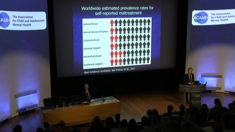 Conference Live Broadcast Highlights (ACAMH)