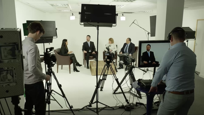 Live Broadcast Service Video