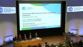 Thumbnail for entry The Emanuel Miller Memorial Conference Live Stream (ACAMH)