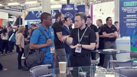 Thumbnail for entry InfoSecurity 2018 Exhibitor 'Promo' Video (Vectra)