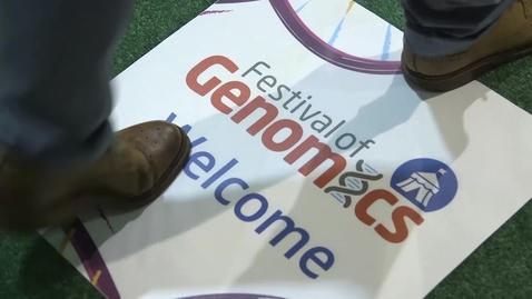 Thumbnail for entry Festival of Genomics (Boston)