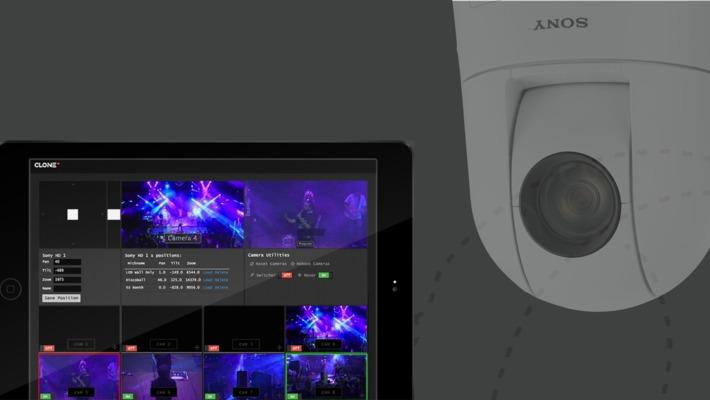 Remote Video Control | Clone.tv software