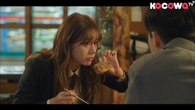 Two Cops: Episode 10] You're even pretty when you eat