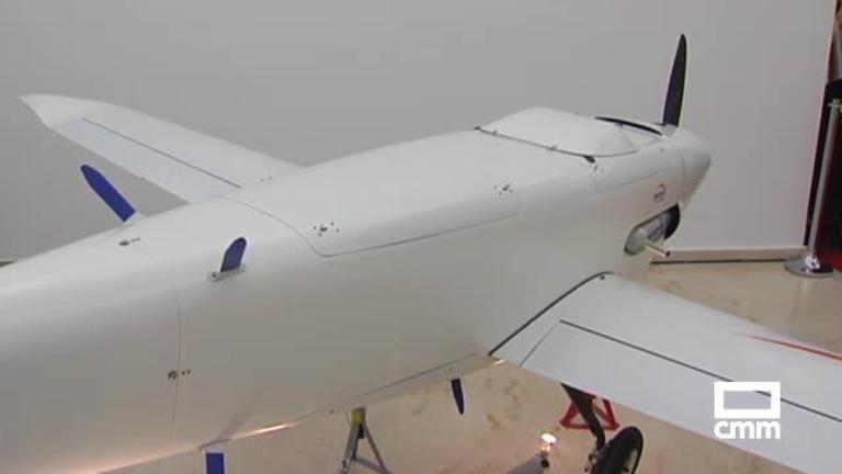 Deimos, el dron que parece un avión hecho en Puertollano