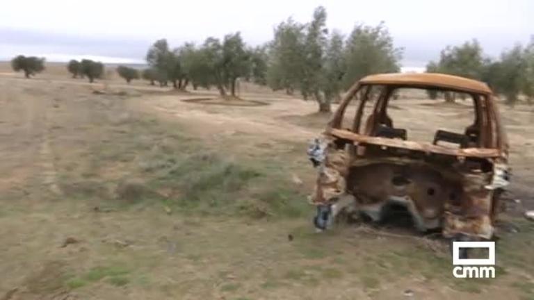 Miedo a los cazadores furtivos: la denuncia de agricultores de Novés, Toledo
