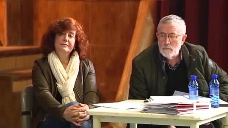 Vecinos de Almendros recogerán firmas para paralizar la construcción de una macrogranja de cerdos
