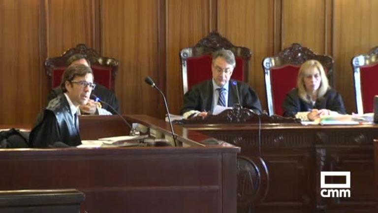 Visto para sentencia el juicio contra el acusado de intentar matar a un hombre en Hellín