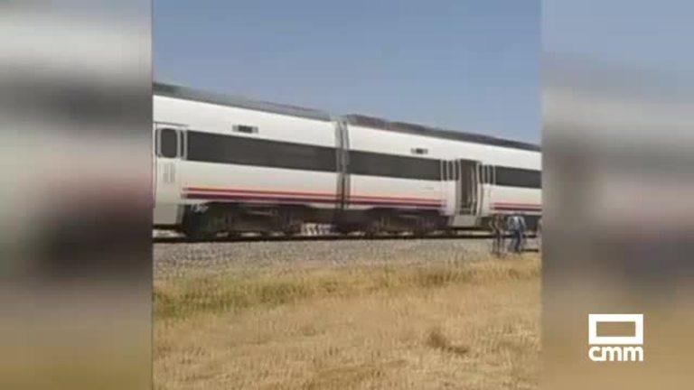 Nuevo incidente en la línea ferroviaria entre Badajoz y Madrid