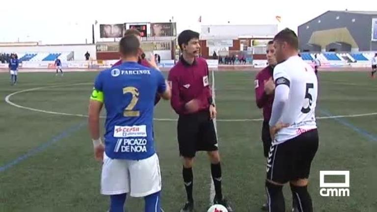 UD Socuéllamos - UB Conquense (3-4)