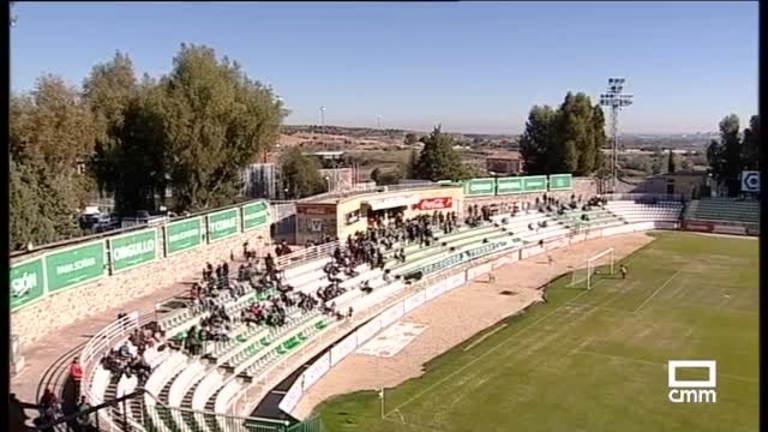Fútbol 2ªB. CD Toledo - Racing de Ferrol