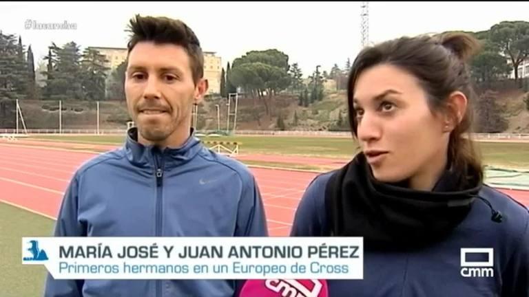 Cinco castellanomanchegos en el campeonato de Europa de Cross