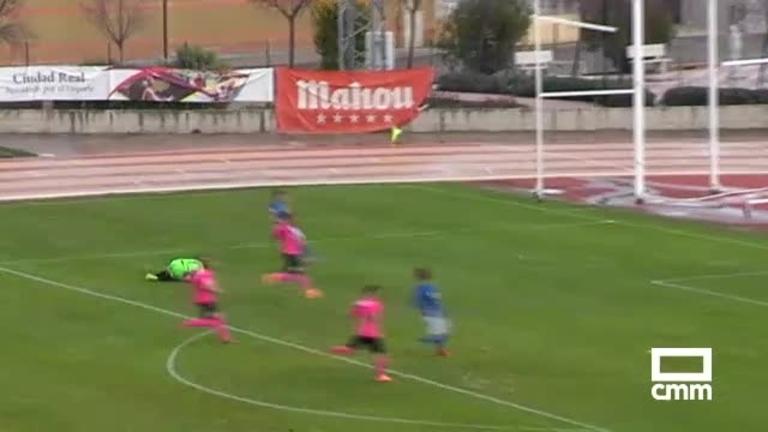 CD Manchego - Villarrubia CF (2-1)