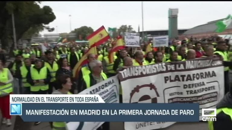 Castilla-La Mancha a las 2 - Lunes