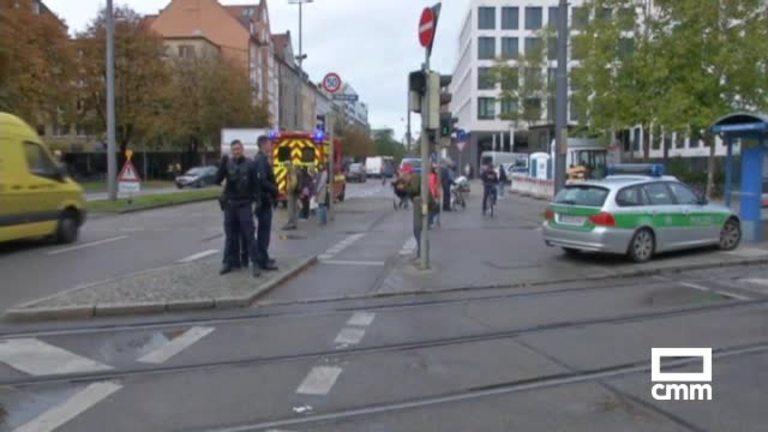 Ataque con cuchillo en Múnich, Alemania