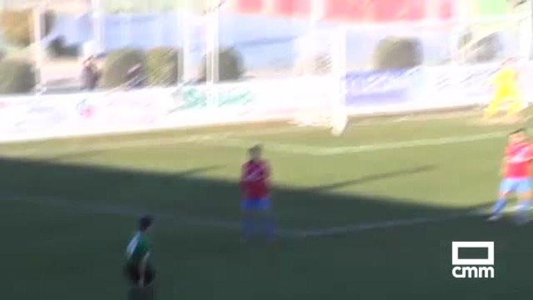 La Roda CF - Atlético Ibañés (1-0)
