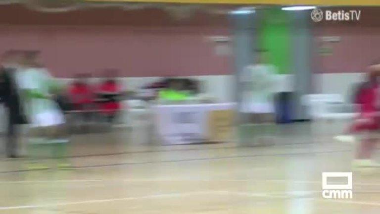 Real Betis - FSD Puertollano (5-5)