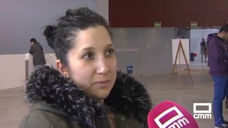 Colas para solicitar una plaza en el plan de empleo plus en Talavera de la Reina