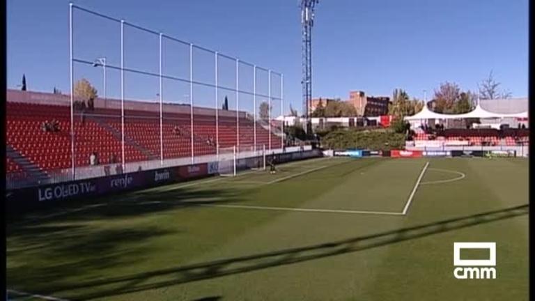 Fútbol 2ªB. Atlético de Madrid B - C.F. Talavera
