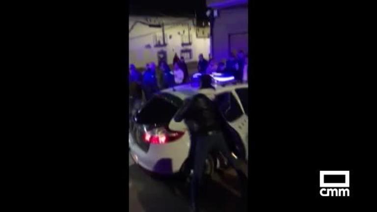 19 personas heridas en un tiroteo con perdigones en Lominchar (Toledo)