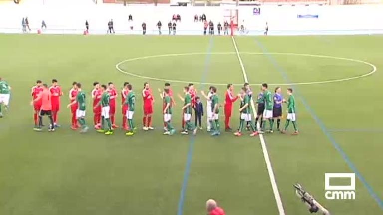 Almagro CF - CD Marchamalo (0-0)