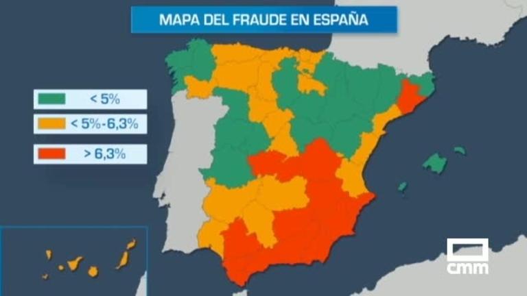 Albacete y Cuenca entre las 10 provincias en las que más se estafa a seguros de toda España