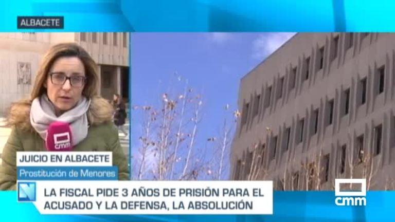 Juicio por ofrecer dinero a cambio de sexo a una menor en Albacete