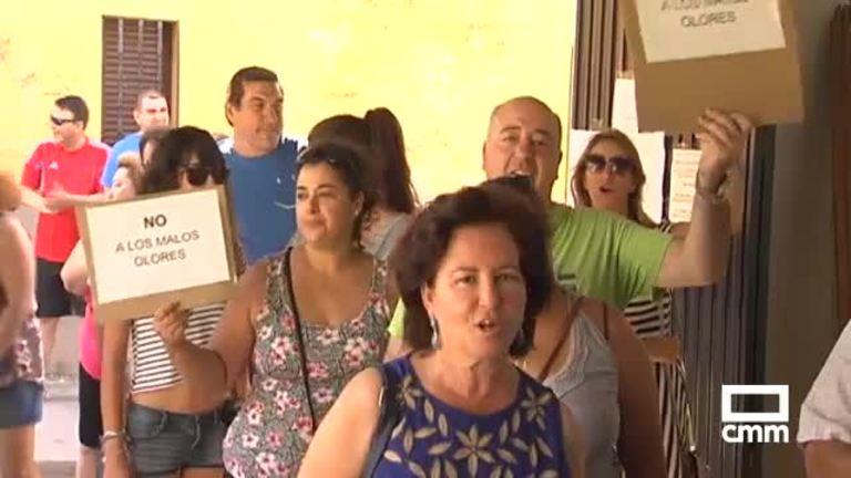 Los vecinos de Gamonal en contra de la instalación de dos granjas porcinas