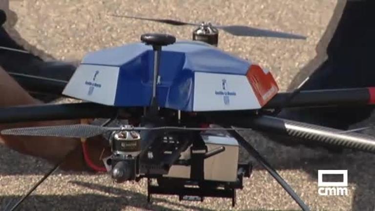 Localizar a una víctima o perimetrar un incendio: el uso de drones en emergencias