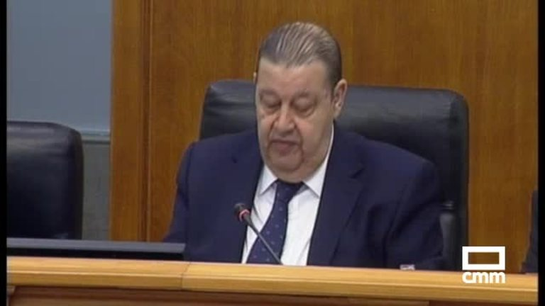 Los presupuestos estancados, a la espera de que la comisión de las Cortes elabore un dictamen