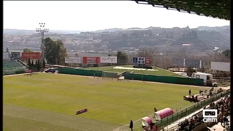 Fútbol 2ª B. CD Toledo - Real Club Celta B