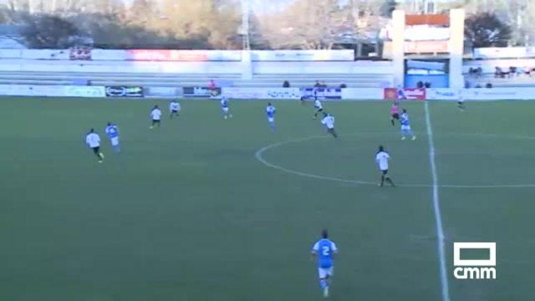 UD Almansa - UB Conquense (0-1)