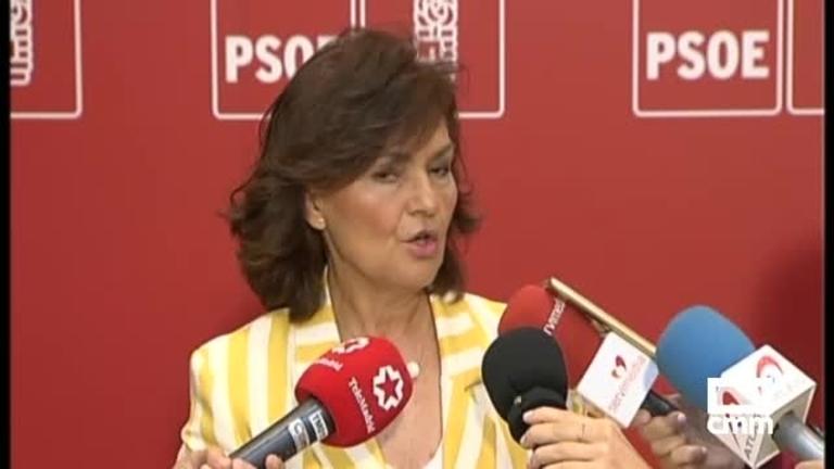 PSOE afirma que convocaría elecciones en unos meses, si gana la moción de censura contra Rajoy