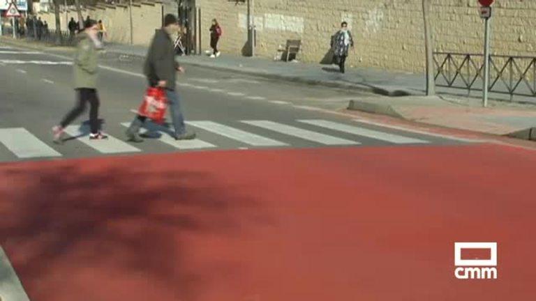 Guadalajara inicia las obras en el peligroso nudo de Cuatro Caminos