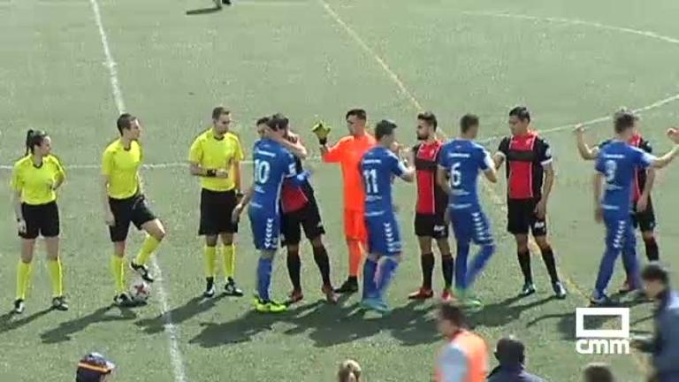 Unión Adarve - CF Talavera (1-0)