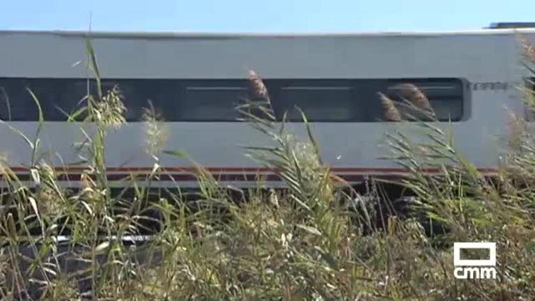 El niño arrollado por el tren estaba haciéndose fotos con sus amigos