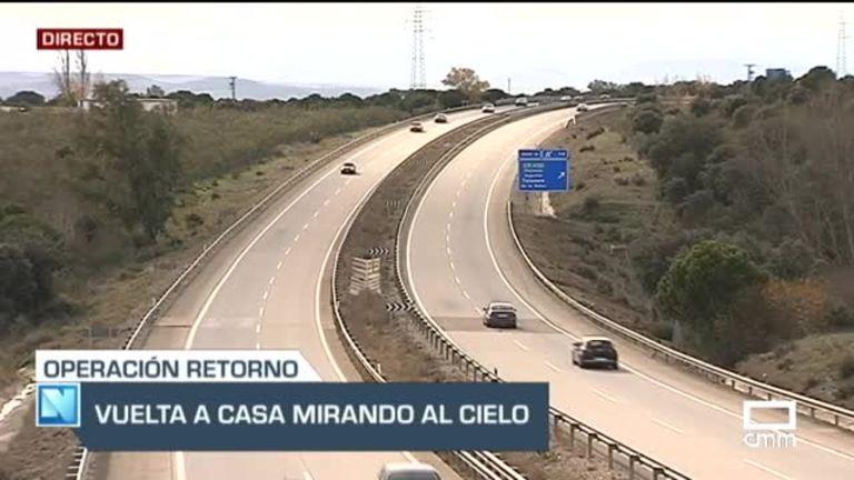 Castilla-La Mancha a las 2 - Miércoles