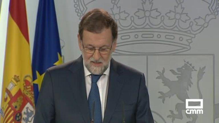 El Constitucional suspende la ley del referéndum 24 horas después de ser aprobada