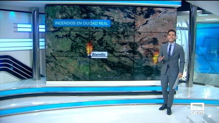 Castilla-La Mancha a las 8