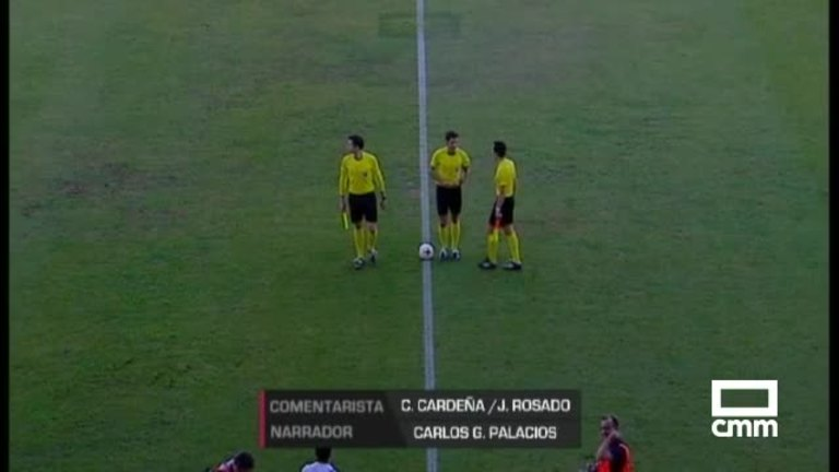 Fútbol 2B. C.D. Toledo vs. C.F. Talavera