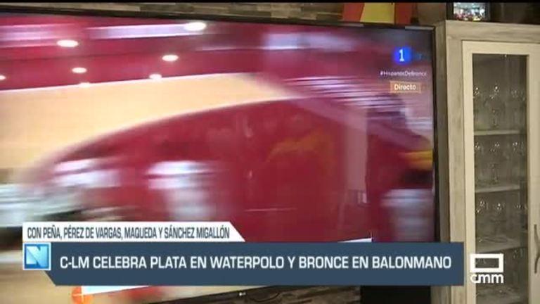 Castilla-La Mancha a las 2 - Sábado